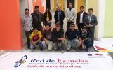 La Red De Escuelas De Formación Musical Cuenta Con Una Sede Renovada En La I.E.M Artemio Mendoza